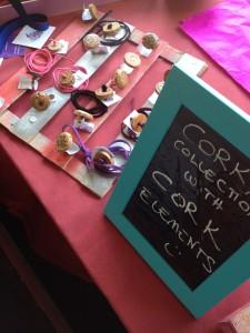 Alcuni accessori della Cork Collection