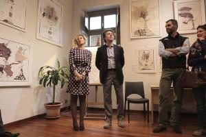 Ryta Barbero e Fabrizio Stecca