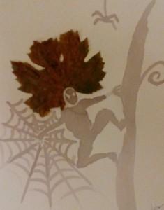 Spiderman spettinato!